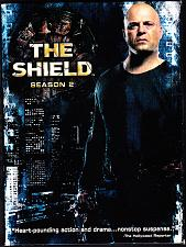 Buy The Shield - Complete Season 2 DVD 2003, 4-Disc Set - Very Good