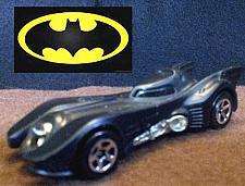 Buy Hot Wheels Batmobile TM @ DC Comics (s03) Die Cast Automobile!!!