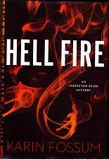 Buy Inspector Sejer Mysteries - Hell Fire 12 by Karin Fossum 2016, Hardcover Book - Very