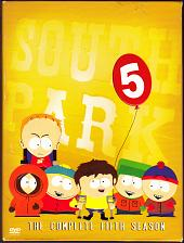 Buy South Park - Complete Season 5 DVD 2005, 3-Disc Set - Very Good