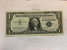 Buy USA United States $1.00 banknote 1957 a