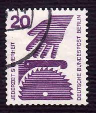 Buy Germany Used Scott #9N318 Catalog Value $.25