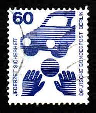 Buy Germany Used Scott #9N323 Catalog Value $2.25
