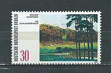 Buy Germany Berlin Hinged Scott #9N329 Catalog Value $.45