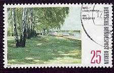 Buy Germany Used Scott #9N329 Catalog Value $.55