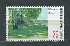 Buy Germany Berlin Hinged Scott #9N330 Catalog Value $.65