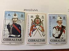 Buy Gibraltar Regiment mnh 1989