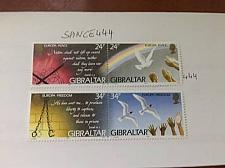 Buy Gibraltar Europa 1995 mnh stamps #ab