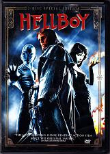 Buy Hellboy DVD 2-Disc Set - Very Good