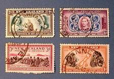 "Buy 1940 New Zealand ""100th Anniversary of British Sovereignty"""