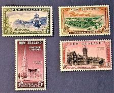 "Buy 1948 New Zealand ""Centennial of Otago"""
