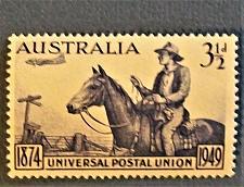 "Buy 1949 Australia ""Universal Postal Union"""