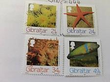 Buy Gibraltar Marine life 1994 mnh stamps