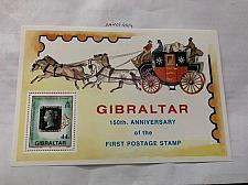 Buy Gibraltar First Postage stamp s/s mnh 1990 stamps