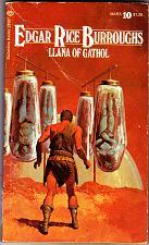 Buy Llana Of Gathol by Edgar Rice Burroughs 1973 Paperback Book - Good