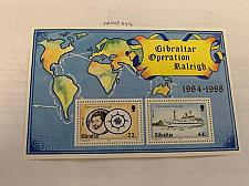 Buy Gibraltar Operation Raleigh s/s mnh 1988 stamps