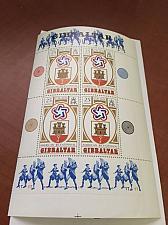 Buy Gibraltar American Bicentennial s/s mnh 1976 stamps