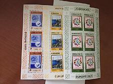 Buy Gibraltar Amphilex 3 m/s 1977 mnh stamps