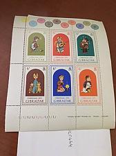 Buy Gibraltar Christmas m/s 1975 mnh stamps