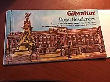Buy Gibraltar Royal Residences booklet mnh 1978 stamps