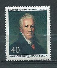 Buy Germany Berlin Hinged Scott #9N333 Catalog Value $.50