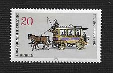 Buy Germany Berlin Hinged Scott #9N335 Catalog Value $.30