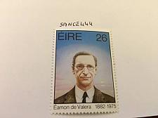 Buy Ireland Eamon de Veleras politician 1982 mnh stamps