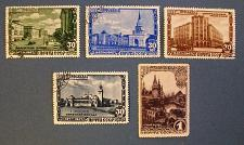 "Buy 1947 Russia (USSR-Era) ""Buildings"""