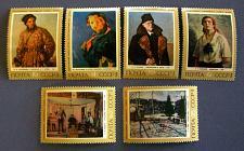 """Buy 1972 Russia (USSR-Era) """"Paintings"""""""