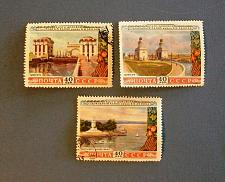 """Buy 1953 Russia """"Scenes of Famous Canals"""""""