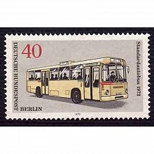 Buy Germany Berlin Hinged Scott #9N340 Catalog Value $.85