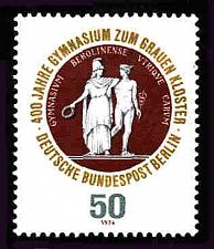 Buy Germany Berlin Hinged Scott #9N348 Catalog Value $.55