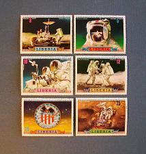 "Buy 1972 Liberia ""Apollo 16 Space Exploration"""