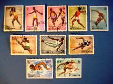 """Buy 1964 Burundi """"Tokyo Olympics Games"""""""