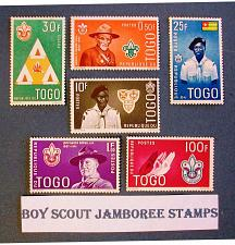 "Buy 1961 Togo ""Scout Movement"""