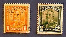 "Buy 1928-29 Canad a""George V Issues (Scroll Designs)"