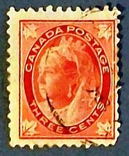 """Buy 1898 Canada """"Queen Victoria"""" Stamp"""
