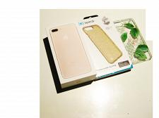 Buy Gorgeous Gold 256gb Unlocked CDMA/GSM Iphone 7 Plus Bundle!
