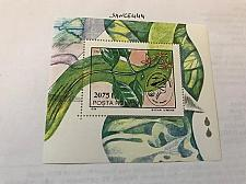 Buy Romania Environment s/s mnh 1994 stamps