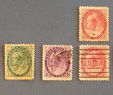 """Buy 1898-1902 Canada """"Queen Victorias"""""""