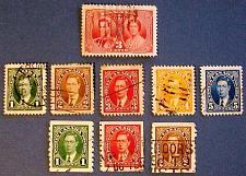 "Buy 1937 Canada ""George VI """