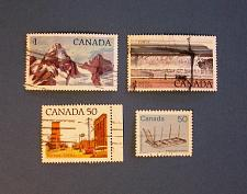 "Buy 1979-87 Canada ""A variety packet"""