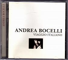 Buy Viaggio Italiano by Andrea Bocelli CD 1997 - Very Good
