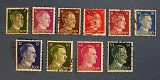Buy 1941-44 Germany (Empire Era) 1941-44 Hitler Daily Stamps