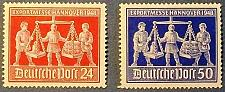 "Buy 1948 Germany (Allied Occupation Era) ""Hanover Export Fair"""