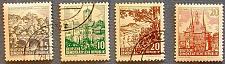 """Buy 1961 Germany (DDR-Era) """"Landscapes"""