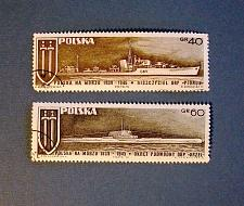 """Buy 1970 Poland """"Ships during WWII"""""""