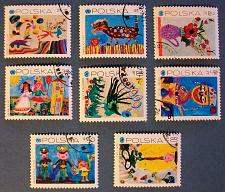 "Buy 1971 Poland ""Children's Drawings"""
