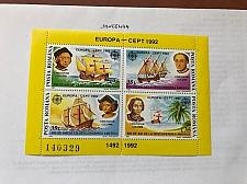 Buy Romania Europa s/s mnh 1992 stamps