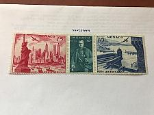 Buy Monaco Stamps Exhibition New York 1947 mnh stamps